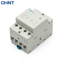 CHINT Household Communication Contactor NCH8-63/22 220V Guide Type Two Normally Open Often Close 4P 63A