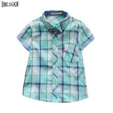 Рубашка для мальчиков BMLSGKW Baby Boys