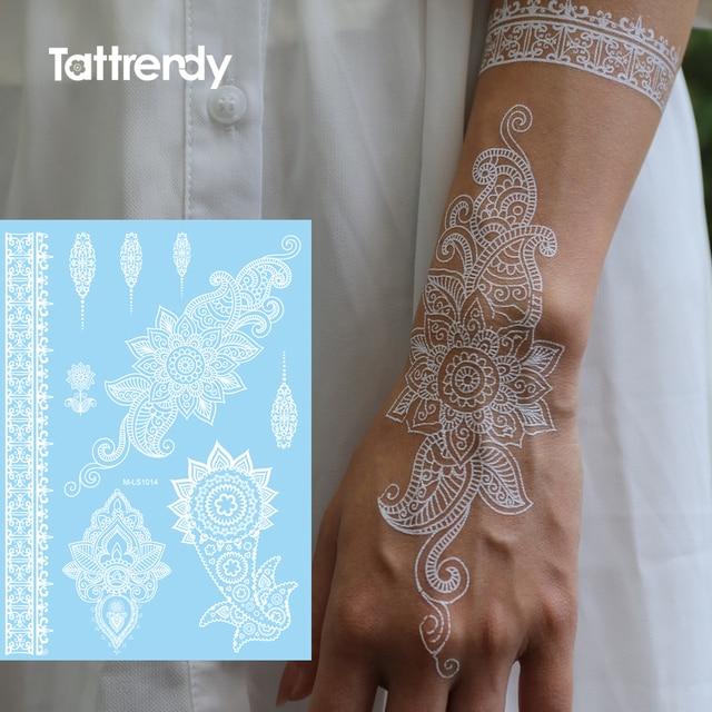 Lengan Bahu Tangan Pernikahan Pengantin Renda Bunga Desain Flash