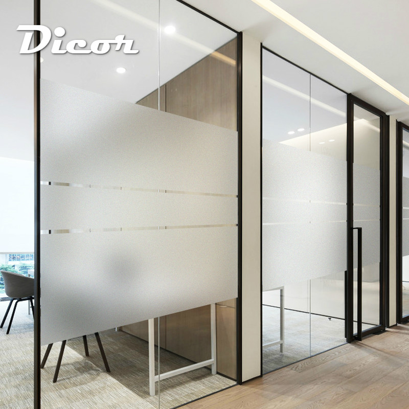 Glass-Sticker Window-Film Frosted Decorative Privacy Heat-Transfer 200cm Static-Cling