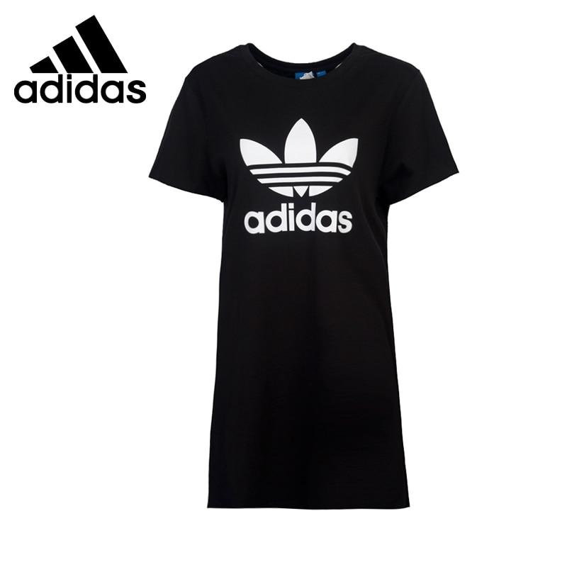 Original New Arrival 2017 Adidas Originals Long Women's  T-shirts short sleeve Sportswear  цены онлайн
