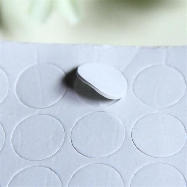 200 Punktelot Diy Magische Münze Aufkleber Ballon Weiß Hochzeit