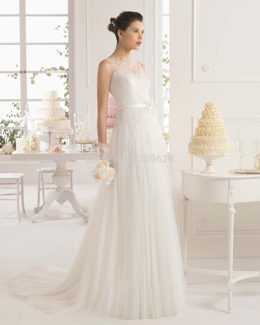 David S Bridal Casual Wedding Dresses Gallery