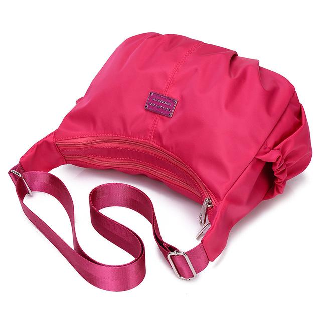 Women Crossbody Hobos Bag Ladies Nylon Handbag Travel Casual Bag Leisure Fashion Original Bags Bolsos Mujer Brand Bag Purse