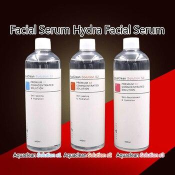 Аква пилинг концентрированный раствор 400 мл в бутылке Аква Сыворотка для лица Гидра Сыворотка для лица для нормальной кожи Аква чистый раст...