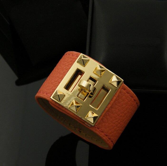 Women Bracelets With PU...