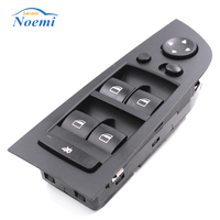 Car Accessories Black Panel Power Window Switch Console Left For BMW E90 318i 320i 325i 335i