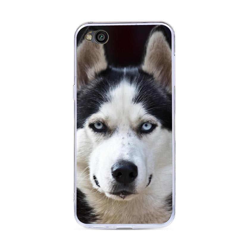 ل Redmi الذهاب غطاء سيليكون حقائب الهاتف بولي TPU واقية لينة عودة حالات ل شاومي Redmi الذهاب ريدمي حالات 5.0