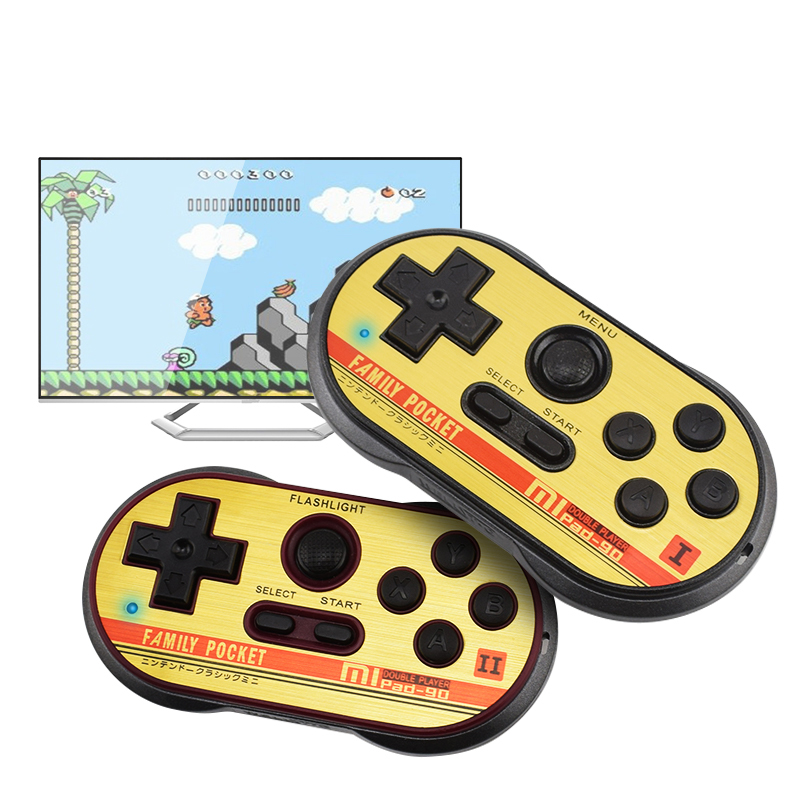 Image 2 - Data Frog Mini Video Gaming Console For Fc30 Pro Build In 260 Classic Games 8 Bit Handheld Game Players Support Tv Output-in Handheld Game Players from Consumer Electronics