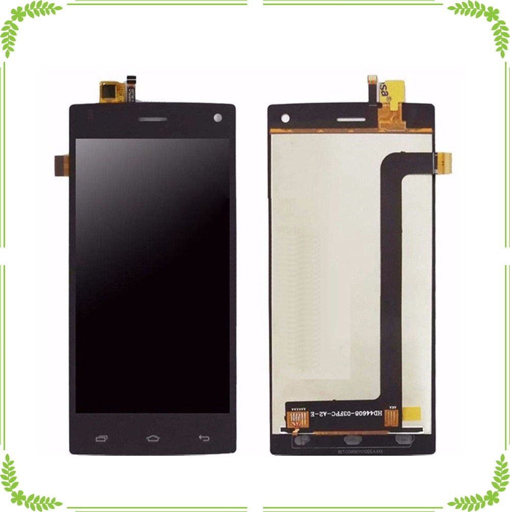 Lcd Screen Complete For FLY FS452 Nimbus 2 LCD Display Touch Digitizer Assembly Black Color
