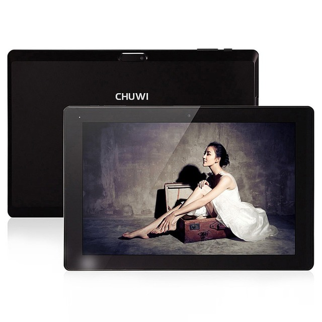 Chuwi Hi10 4GB/ 64GB Dual OS Windows10 & Android 5.1 Intel Cherry Trail Z8300 Quad Core IPS 1920*1200 1.84GHz 10.1″ Tablet PC