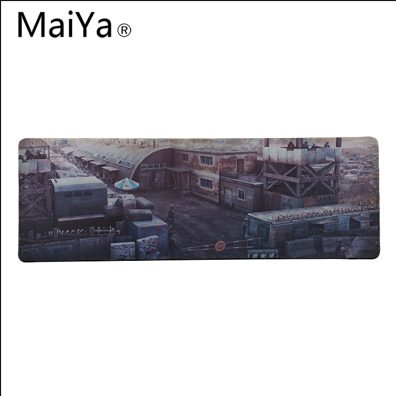 Maiya High Quality Escape From Tarkov Beautiful Anime Mouse Mat Rubber PC Computer Gaming mousepad 3