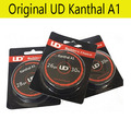 Ud youde a1 fio kanthal a1 original re bobina de resistência fio de aquecimento diy kanthal a1 100 Pés AWG 20 22 24 26 28 30 32 Calibre