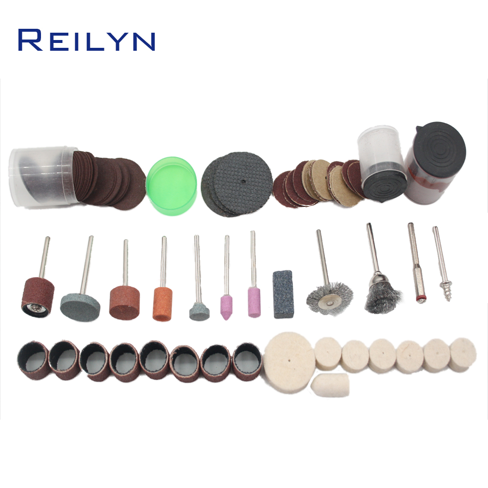 Grinding Tools Suit 78 Pcs Grinding Bits Kit Cutting/Abrasing/Polishing Bits For Grinder Rotary Tools Wear Resistant Durable