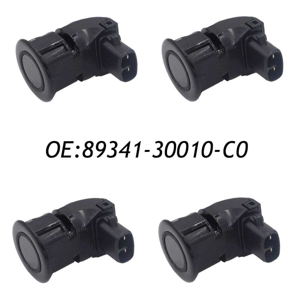 4PCS 89341-30010-C0 PDC Ultrasonic Parking Sensor For Lexus IS250 IS350 GS300 GS350 IS F 89341-30010 контейнер изотермический cw cg plus extreme 25l