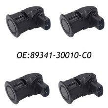 4 ШТ. 89341-30010-C0 PDC Ультразвуковой Датчик Парковки Для Lexus IS250 IS350 GS300 GS350 F 89341-30010