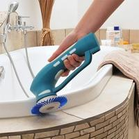 Household Handhold Electric Cleaning Machine Oil Stain Cleaning Brush Scrubber