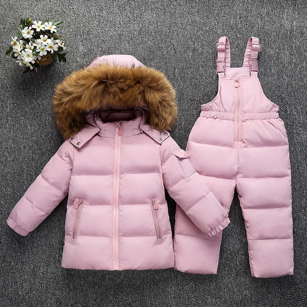 Fashion Children Down & Parkas 1-5T Winter Kids Outerwear Boys Casual Warm Hooded Jacket for Boys Solid Girls Warm Coats цена 2017