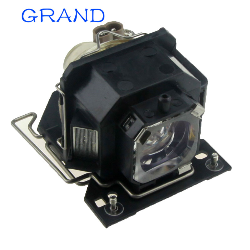 DT00781 Compatible Projector lamp with housing for HITACHI CP-RX70/ X1/ X2WF/ X4/ X253/ X254,ED-X20EF / X22EF,MP-J1EF HAPPY BATE dt01151 projector lamp with housing for hitachi cp rx79 ed x26 cp rx82 cp rx93 projectors