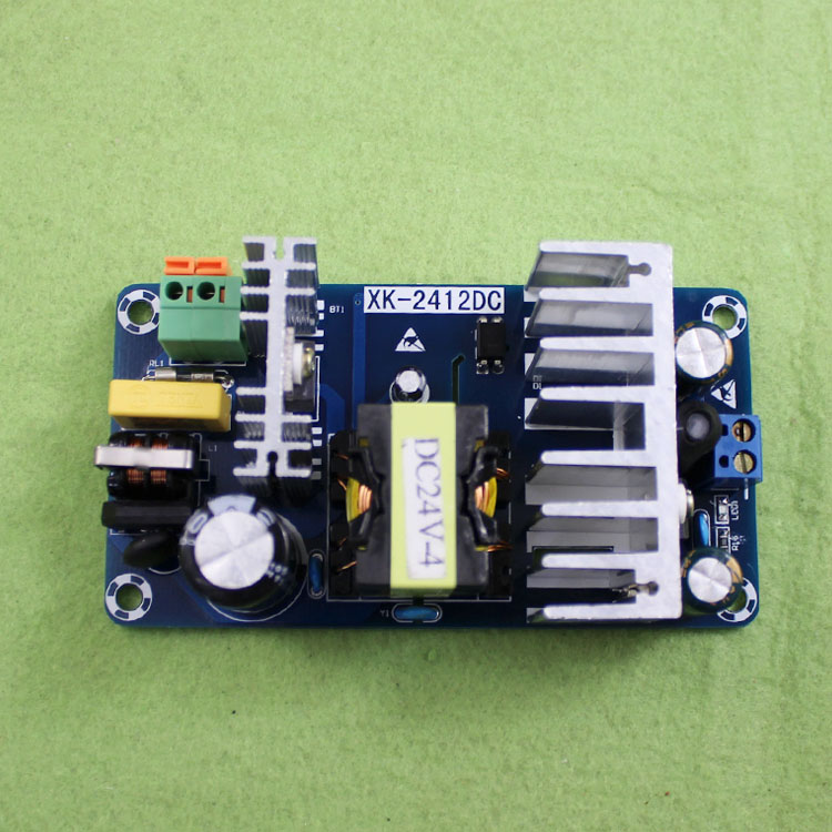 DC24V switching power supply board 6A high-power AC-DC Power amplifier board power supply
