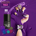 FOCALLURE Purple Series New Colors Design for Nail Art Gel Polish Nail Gel Colors Tools Soak-off Long-lasting