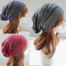 free shipping 2017  Burst models in winter men and women hats color double layer of hats