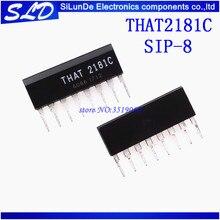 Kostenloser Versand 5 teile/los THAT2181C THAT2181 2182 SIP 8 neue und original auf lager