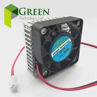 New DC 5V 12V 24V 0.1A 4010 4CM 40mm 40x40x10mm BGA fan Graphics Card Fan with Heat sink CoolerCooling Fan 2pin