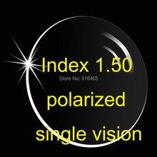 1,56 polarisierte objektiv einstärken (UV400) in sonnenbrille zu blendung von reflektierende, Für fahren