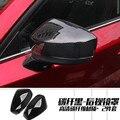 ABS зеркало заднего вида Накладка/зеркало заднего вида украшение для 2017-2019 Mazda CX-5 cx5 второго поколения автомобиля Стайлинг