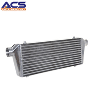 AUTOREFITTING Universal Radiators Parts Cooling System For HONDA Intercooler Is Made Of High Quality T 6061