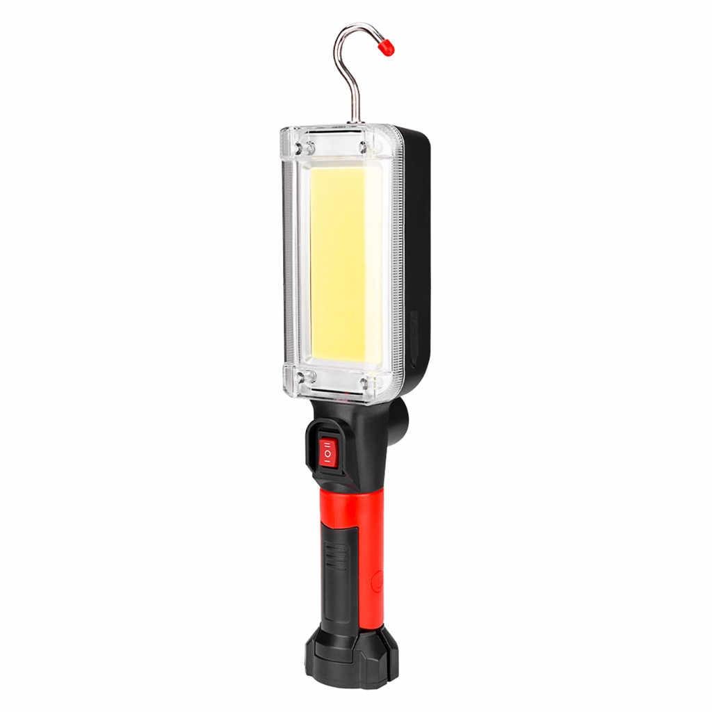 ISHOWTIENDA 2019 COB Светодиодный индикатор факел Магнитная ручной работы дома, в гараже аварийного автомобиля горячая распродажа