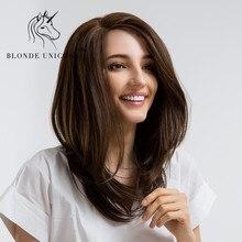 BLONDE UNICORN U Part Lace Front Wig Long Wig