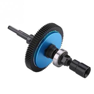 RC Car Gear CNC Aluminum Alloy 77T 48 Pitch Reduction Gear Part Accessory For LRP S10 BLAST2 RC Carsexquisite and unfading.(China)