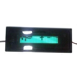Image 4 - VFD FFT Music Spectrum Level Audio Indicator rhythm LED Display VU Meter Screen OLED For 12V 24V car Amplifier Board