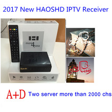 HAOSIHD R1 Arabic iptv tv box free watching  support  2000+ Arabic,UK,Italy,France,Germany,Africa Sweden channels apk