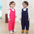 New Winter Toddlers Baby Down Romper Baby one-piece Clothing Warm Kids onesies