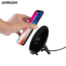 Joyroom Trending Wireless Charger, Qi Fast Charging Charger Desktop Stand for Enabled Phones
