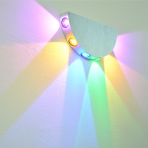 Image 4 - YooE Indoor LED Wall Lamps Modern Decorate Wall Sconce Livingroom Bedroom aisle BedsideLED Wall Light