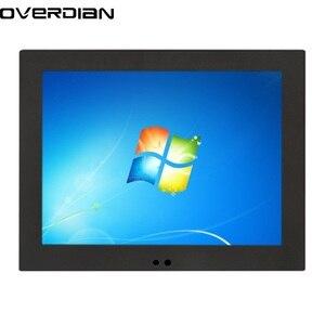 """Image 5 - 10.4 """"الصناعية الكمبيوتر ذكي الكمبيوتر AIO لوحة PC صقر شاشة Win7 نظام مسة واحدة شاشة RS232 * 2"""