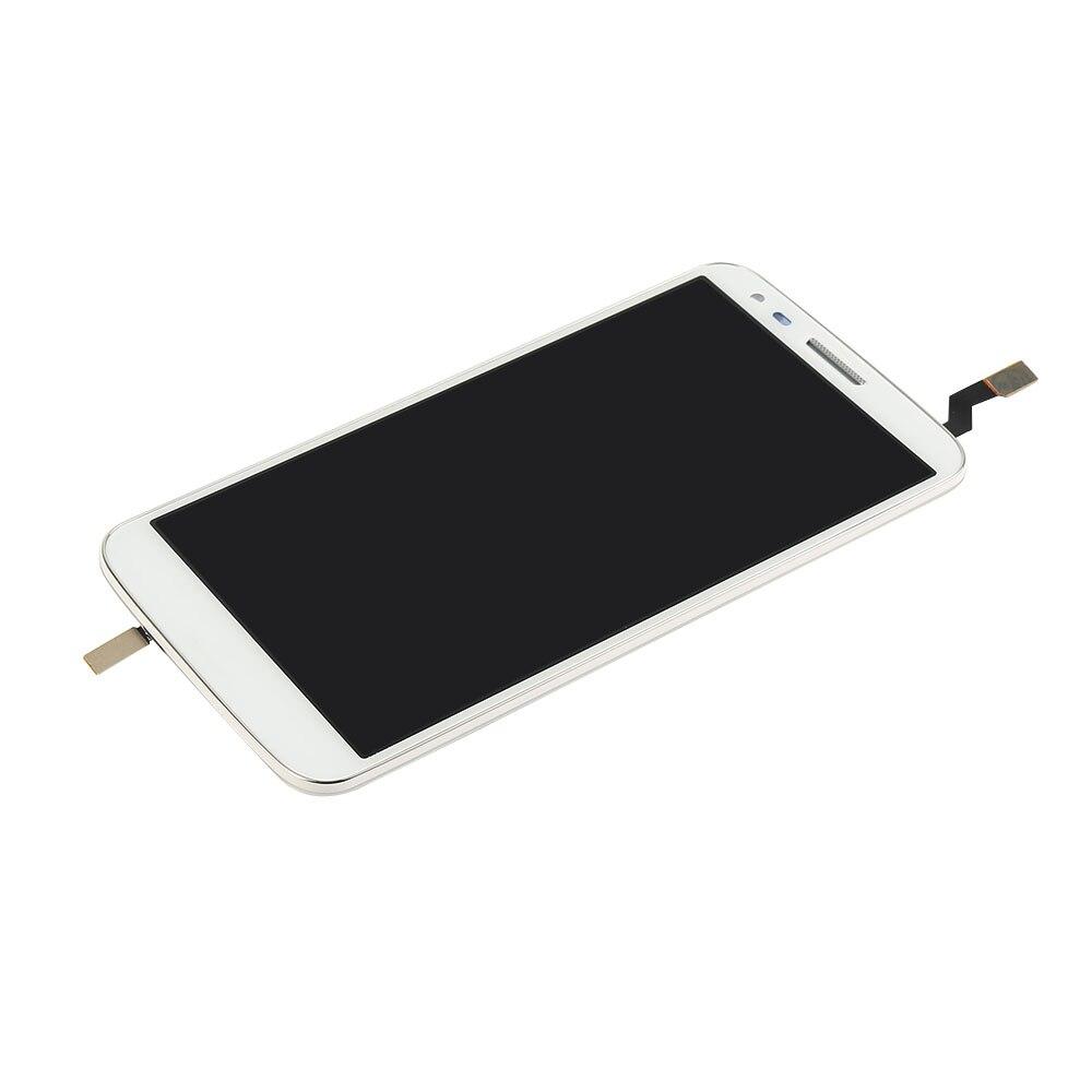 Weiß Für LG G2 D802 LCD Display Touchscreen Digitizer mit ...