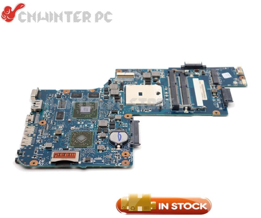 NOKOTION NEW H000052430 MAIN BOARD For Toshiba Satellite C850D L850D C855D L855D Laptop Motherboard HD7610M graphicsNOKOTION NEW H000052430 MAIN BOARD For Toshiba Satellite C850D L850D C855D L855D Laptop Motherboard HD7610M graphics