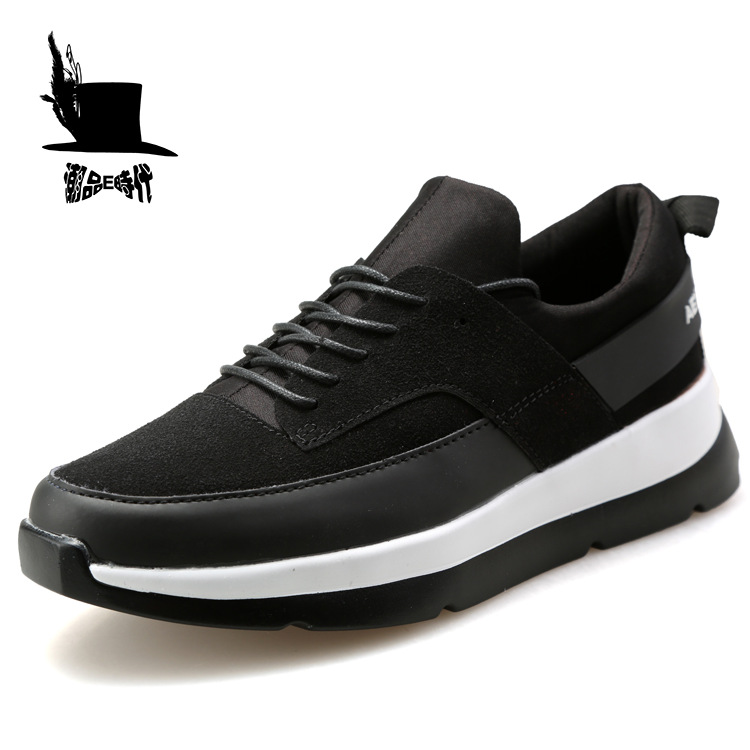New Autumn Men Running Shoes Massage Women font b Sports b font Shoes Outdoor Lace up