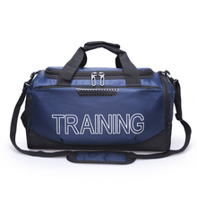 LEZAIJIONGTU Big Capacity Training Gym Bag Waterproof Sports Duffels Bag Fitness Bags Multifunction Shoulder Handbag Men Women