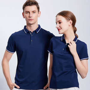 Image 3 - Custom embroidery polo shirt, embroidered business polo shirt, embroidery polo Shirt Uniform Workwear custom