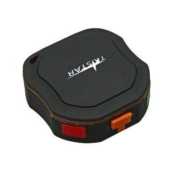 TKSTAR TK-109 Mini Impermeabile Tempo Reale Inseguitore Dei GPS GSM Auto AGPS Sistema di Tracciamento per Gli Animali Domestici Del Gatto Del Cane Nero
