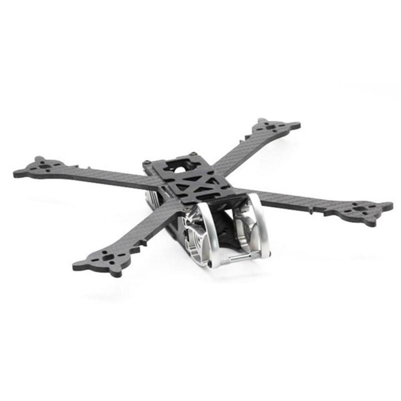 Hot Sale HSKRC SZ245 245mm Wheelbase 4mm Arm Carbon Fiber X Type FPV Racing Frame Kit for RC Drone DIY Multirotor Spare Parts alfa lsx5 5mm 6mm arm thickness 3k carbon fiber racing stretch x frame kit for rc multirotor fpv racing drone