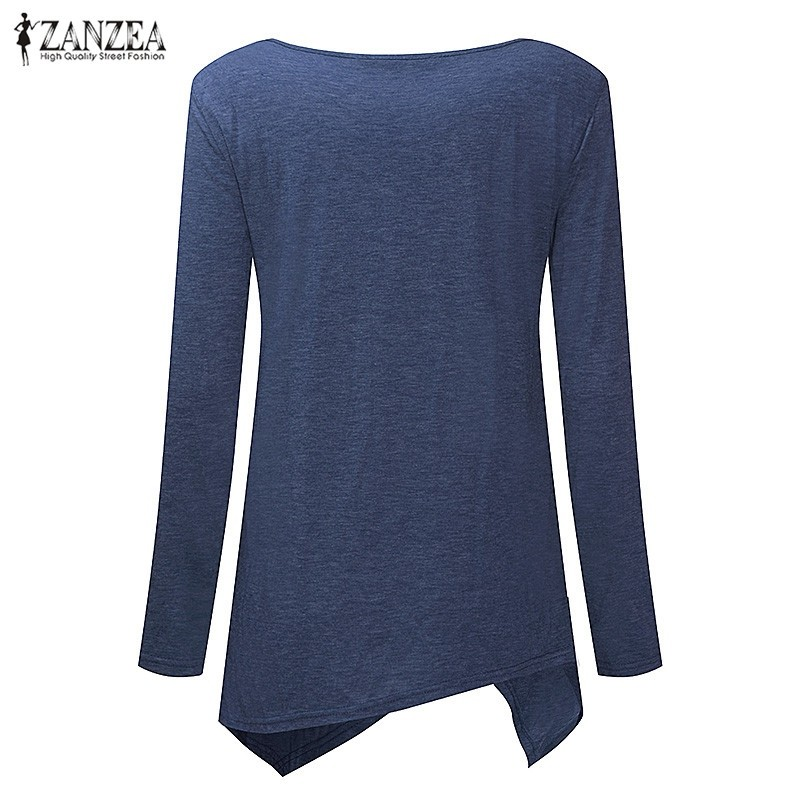 HTB1swfBOVXXXXbVXFXXq6xXFXXXZ - Women Cardigan Long Sleeve O Neck Casual Loose Blouses