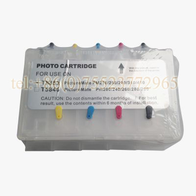 PM210 CISS Kit printer parts