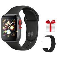 Bluetooth smart watch sports smartwatch case for apple iphone ios 44mm iwo8 health smart watch VS IWO 6 IWO 7 +belt gift